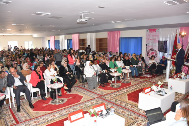 "OFI : Forum international des femmes ""Khnata Bennouna"""
